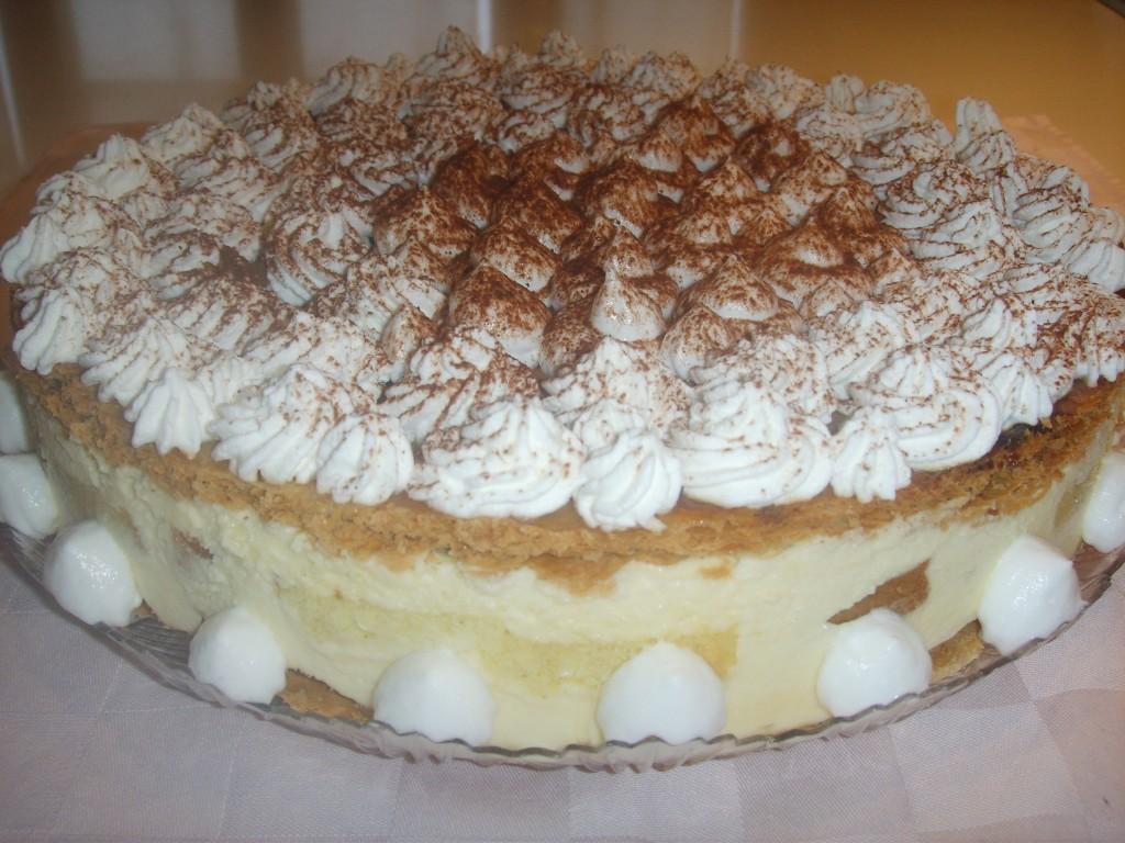 Millefoglie con chantilly alla vaniglia