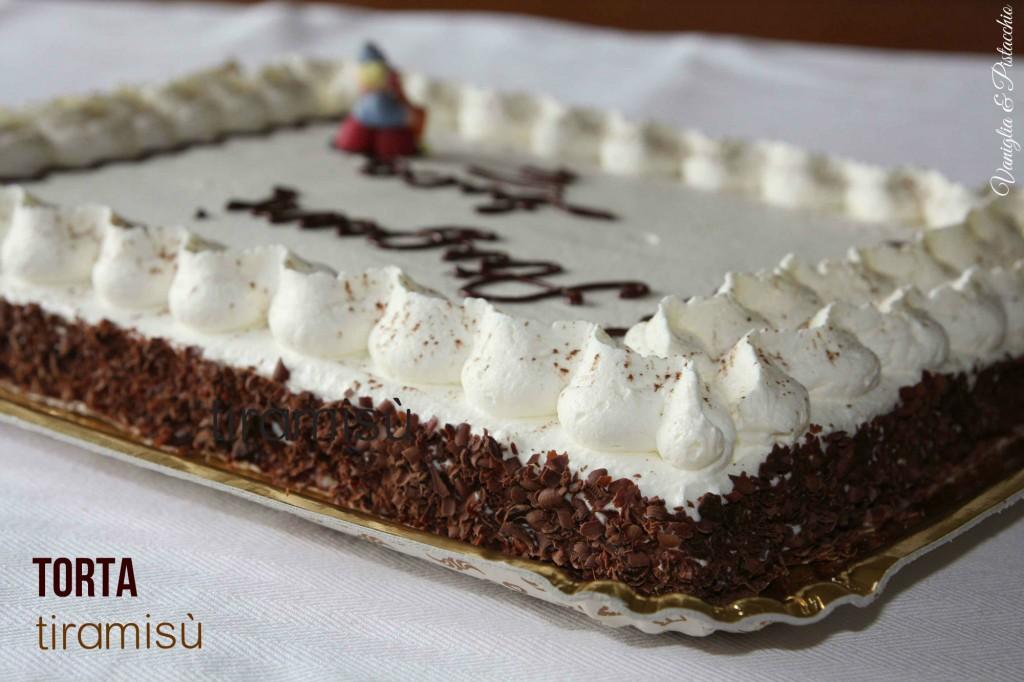 Il tiramisù che si crede una torta