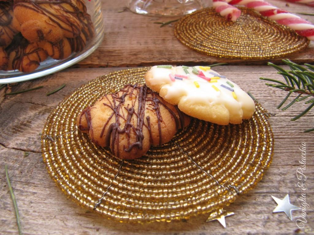 biscotti con frolla montata