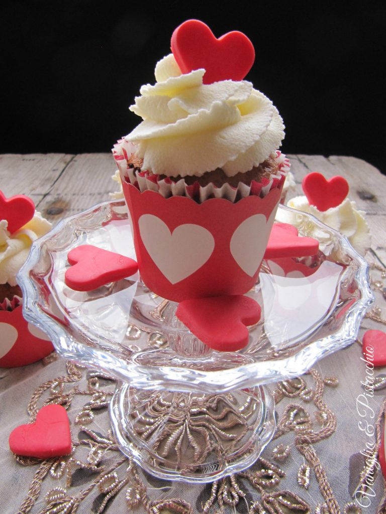 cupcake con frosting