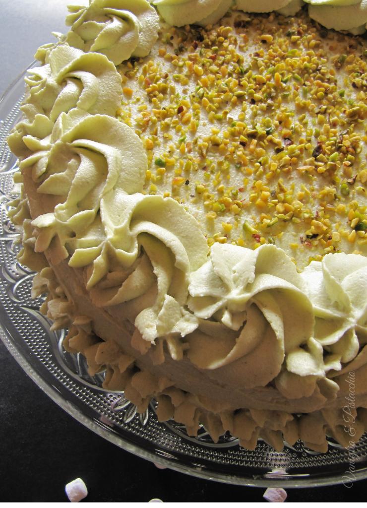 torta ai pistacchi di Bronte