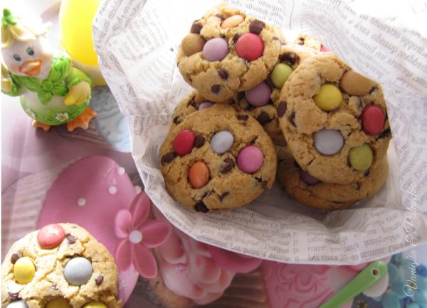 cookies smarties